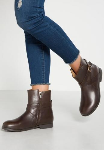 #Birkenstock collins stivaletti dark brown Marrone scuro  ad Euro 150.00 in #Birkenstock #Donna scarpe stivaletti