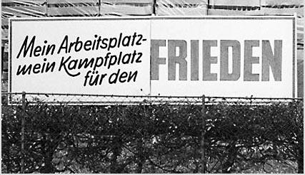 DDR propaganda: Damal War, Posts War