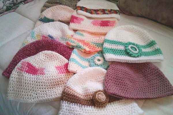 Crochet for Cancer, Inc. - Showing Love For Others One Stitch At A Time.