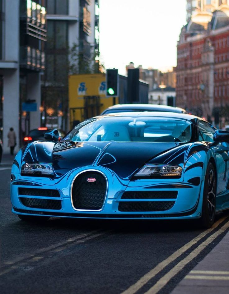 Bugatti Car   Cool Picture