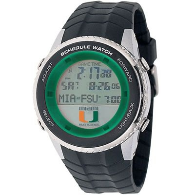 Miami Hurricanes Schedule Watch