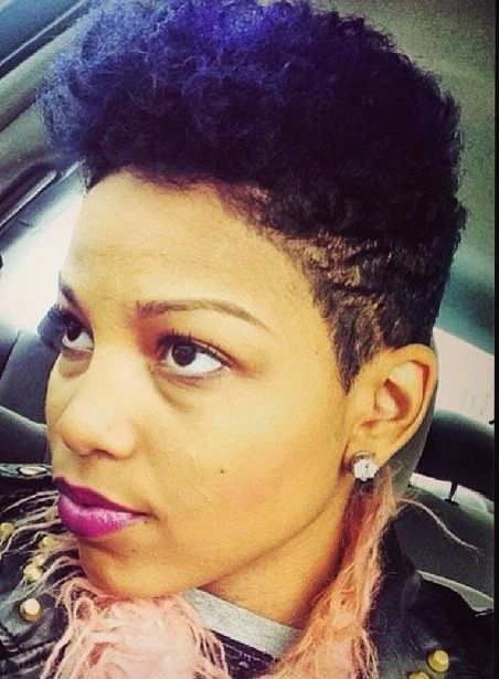 Short Twa With Tape And Low Sides Short Hairstyles For