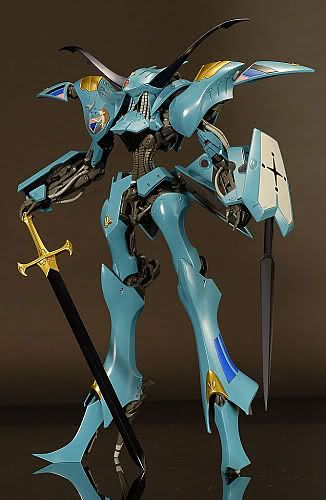 Volks Knight Of Gold 五星物語 Model Kit - HOBBYHYPE