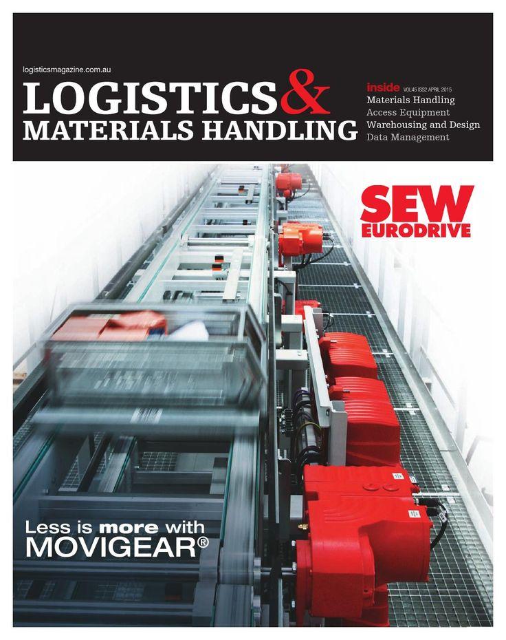 Logistics & Materials Handling April 2015