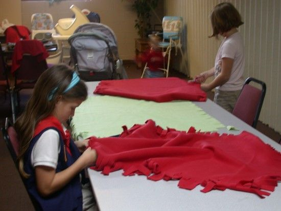 Doing for Others: Service ideas to do with kids