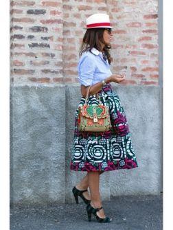En dan nu de dames @ Menswear Fashion Week
