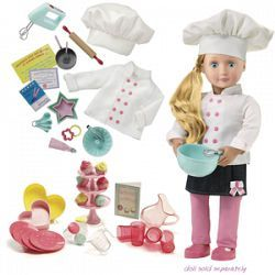 Buy Our Generation Doll Baking Set in Canada - Canoe Shopping