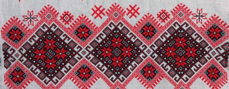 Белорусский орнамент: история народа в символах