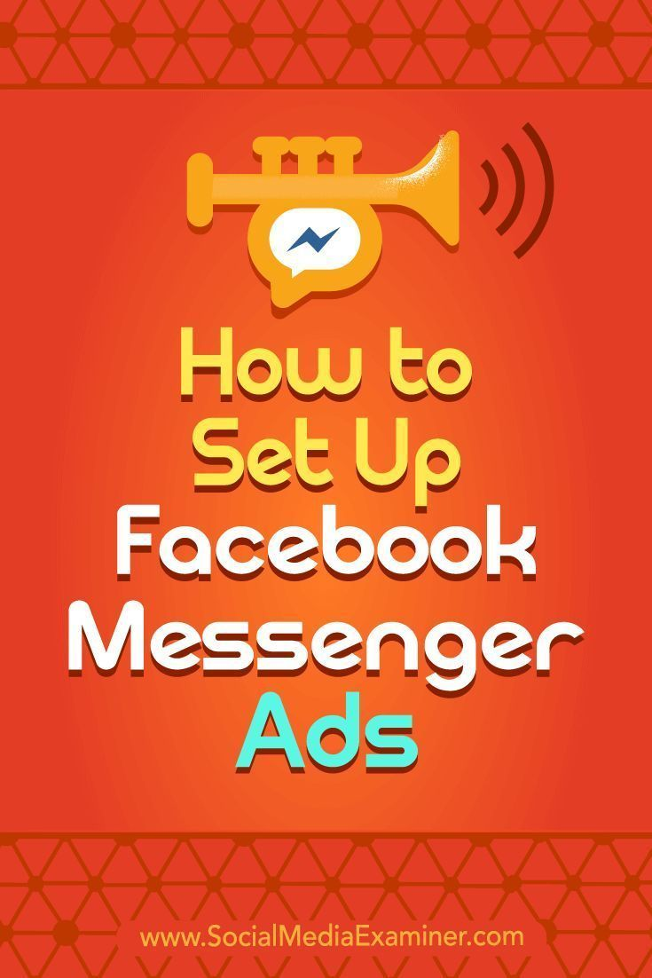 Have you tried Messenger ads?Messenger ads display inside the Messenger app on the home tab, increasing the likelihood people will interact with your business.In this article, youlldiscover how to set up a Messenger ad.