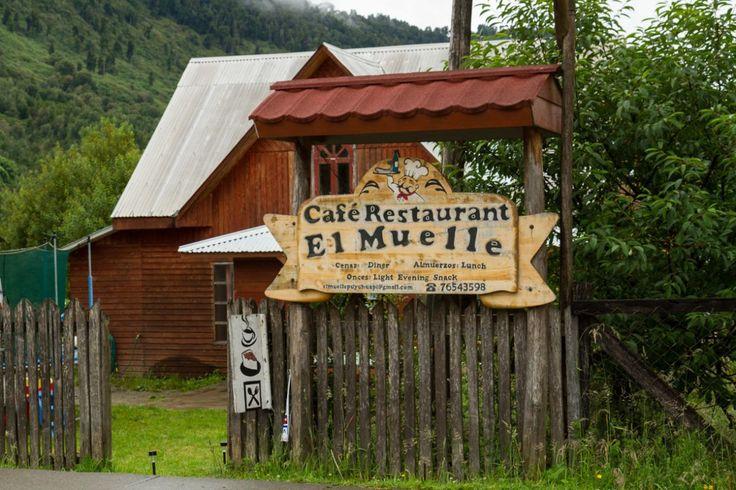 El restaurante El Muelle, ubicado en plena costanera, se ha convertido en uno de los favoritos de los viajeros.