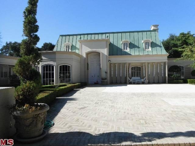 old hollywood homes    Judy Garland's Old Hollywood Regency Going to Sheriff's Sale - On the ...