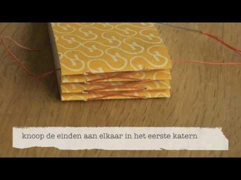 zigzag accordion book