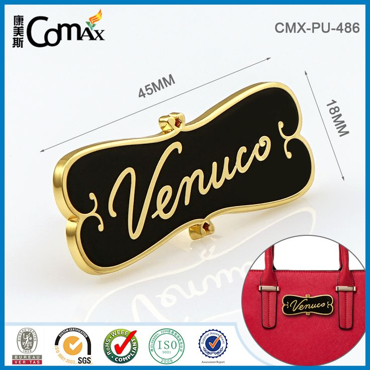 Womens Clothing Brands Logos Enamel Paint With Prongs Photo, Detailed about…