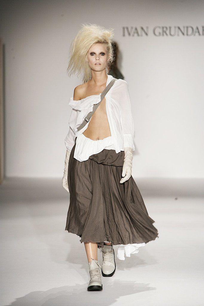 Copenhagen Fashion Week: Ivan Grundahl Fall 2009 | POPSUGAR Fashion