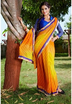 Georgette Lehriya Saree Product Code: FHLASANG1260 Availability:In Stock Price: Rs.1,624