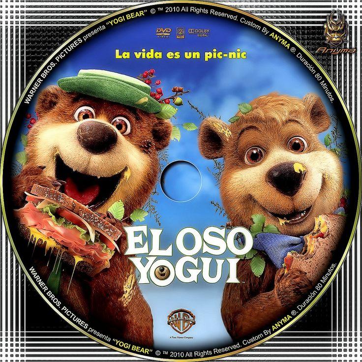 el oso yogi V2   por Anyma 2000