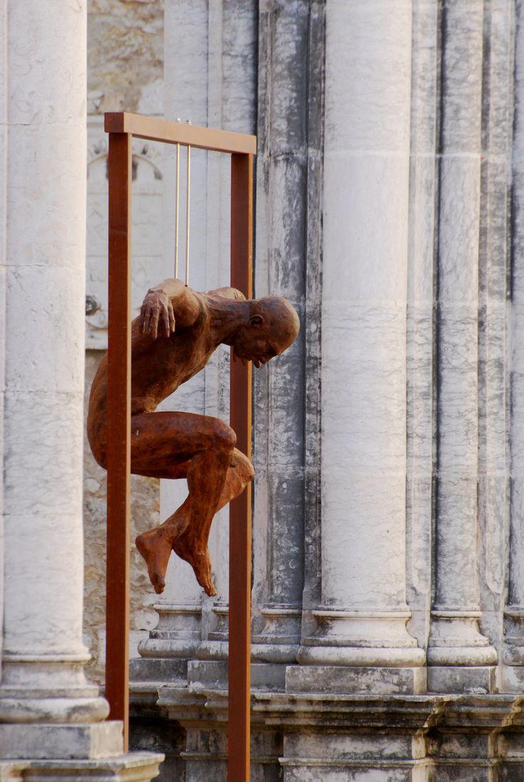 Ícaro - Rogério Timóteo Sculpture