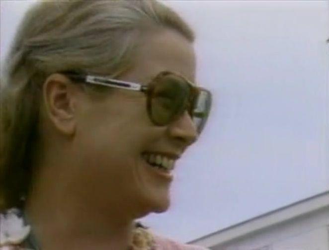 Grace de Monaco chez la famille Kelly Ocean City NJ 1978
