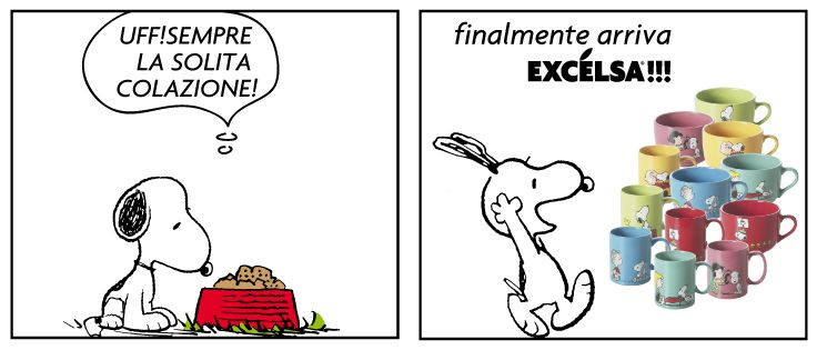 Vignetta #Peanuts