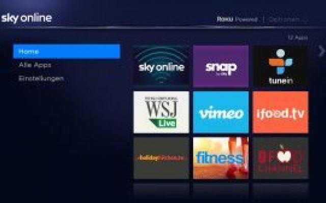 Arriva il nuovo streaming Tv di Sky Sky Online Tv Box sta in una mano e trasforma la tv di casa in una nuova smart tv, che ti permette di guardare con semplicità Sky Online e dell'offerta del cinema, intrattenimento ed eventi sportivi. #televisione