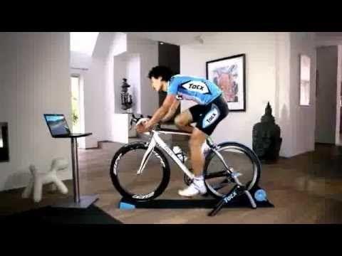 Let's Play Tour de France:) Tacx VR-Trainer Genius inkl. Trainer Software 3.0