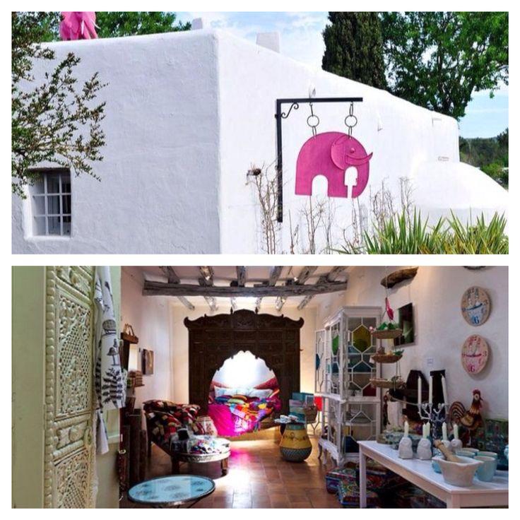 La Galeria Elefante / Santa Gertrudis #eivissa #santagertrudis #ibiza