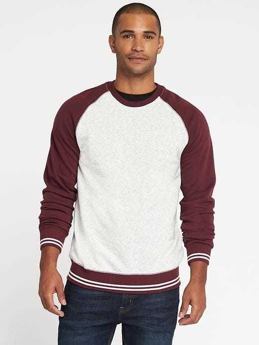 Old Navy Classic Fleece Sweatshirt for Men