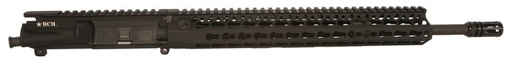 "BCM 16"" Mid Length Light Weight Upper Receiver Group with BCM KMR Handguard"