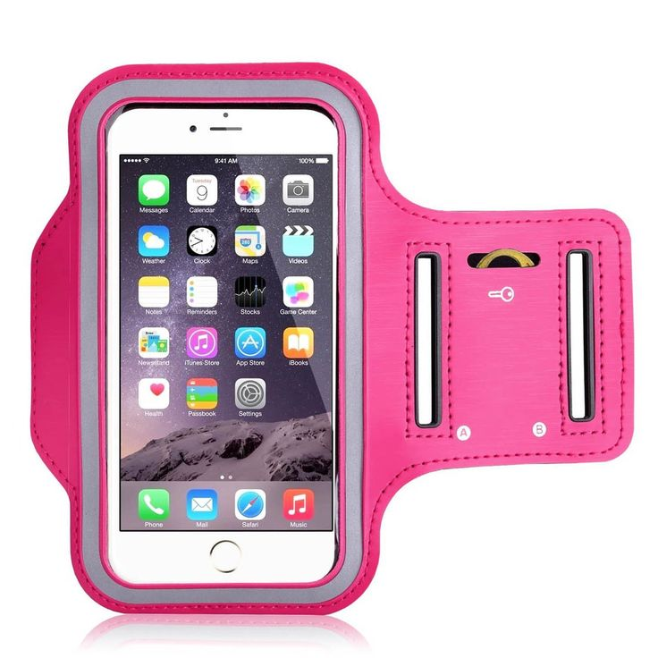 Amazon.com: iPhone 6S Plus Armband,UTLK Running Sports Armband for iPhone 6 Plus / 6s Plus Defender Case with Key Holder Slot,Easy Earphone Connection Rose (Compatible with Cellphones up to 5.7 Inch): Cell Phones & Accessories