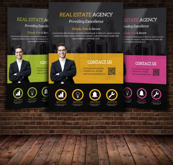 Best  Corporate Flyer Template Psd Indesign Word Format