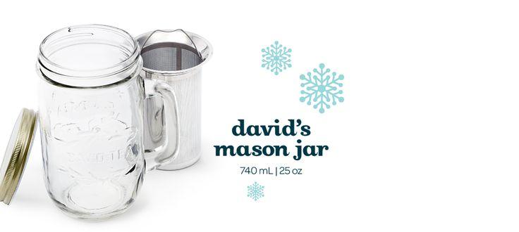 David's Mason Jar by DavidsTea
