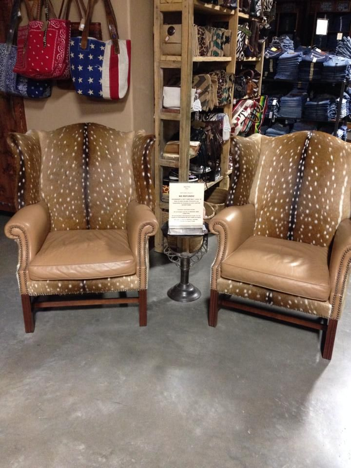 new to stt need a pair of beautiful wing back chairs this pair