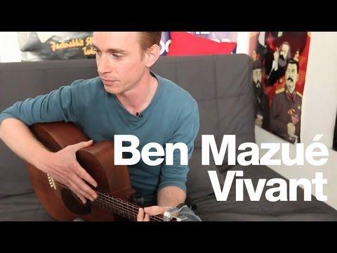 Ben Mazué - Vivant en acoustique