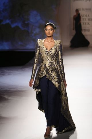 Gaurav Gupta. ICW 14'. Indian Couture.