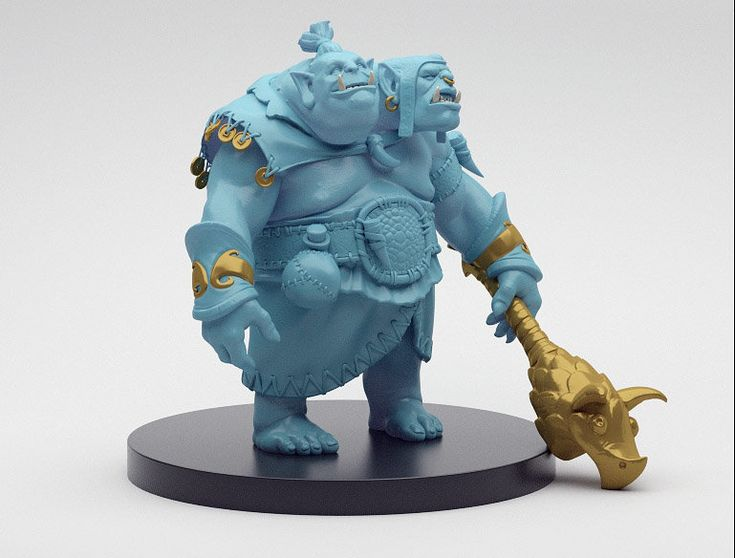 ArtStation - Dota 2 sculpts, Max Aristov