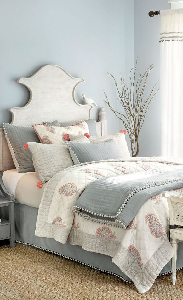 Bedding jardin collection bedding collections bed amp bath macy s - Bedrooms How To Decorate