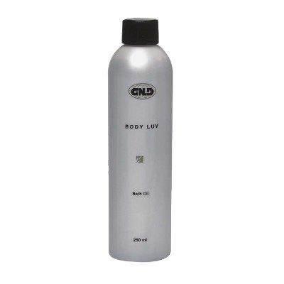 Body Luv is a lightly textured and gently fragranced bath oil that effectively conditions, preventing dryness and cracking on the surface of the skin. After bathing, skin feels soft, supple and protected yet without any greasy residue.