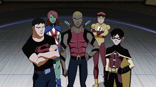 Thank God Young Justice is Almost Back For those who don't know what Young Justice is or those who know but haven't seen it you need to now. The third season is almost upon us so why not go and watch it so you can join the rest of us enlightened beings when it releases. Or if you're like me might as well re-watch it for a good time. On a serious note Young Justice was a great series. It focused on a new team of sidekicks who wanted to be treated the same as the Justice League. Robin (Dick…
