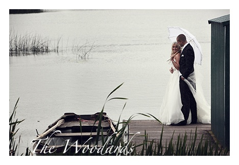 Dromoland Castle wedding. Outdoor ceremony. Image by Woodard Photography