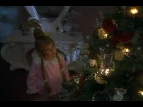 """""""Where Are You Christmas"""" from """"The Grinch that Stole Christmas"""" LOVE this version! #yankinaustralia #christmas #grinch"""