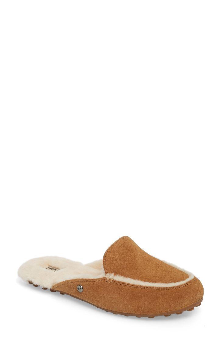 UGG | Lane Genuine Shearling Slipper #Shoes #Slippers #UGG