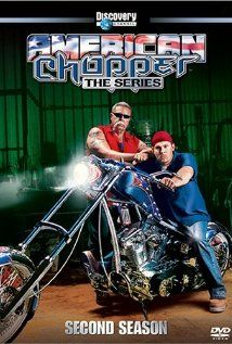 American Chopper: The Series (2003) Poster