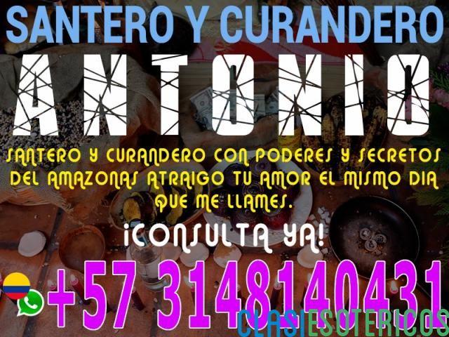SANTERO ANTONIO, ATRAIGO TU AMOR EL MISMO DIA QUE ME LLAMES. CONSULTA Y SORPRENDETE!. +573148140431 Bogotá - Clasiesotericos Colombia