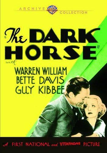 The Dark Horse - 1932: