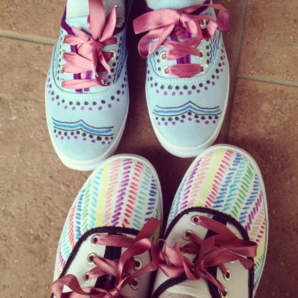 Diy shoe design for Diy shoes design