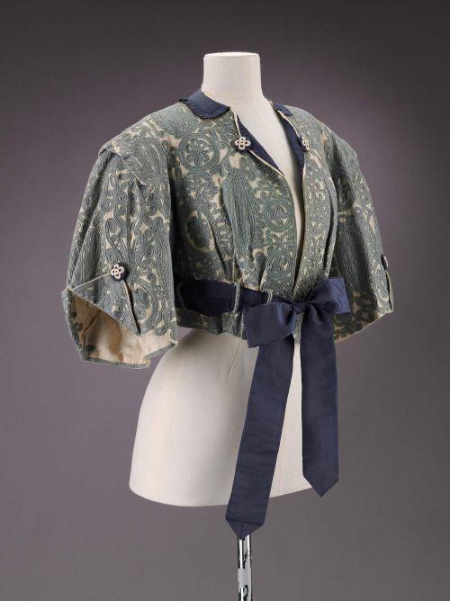 JacketJeanne Paquin, 1908The Museum of Fine Arts, Boston