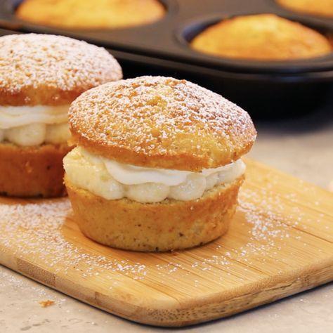 Muffinssemla – enkelt recept