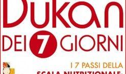 La dieta Dukan dei sette giorni e la scala nutrizionale: schema del lunedì.