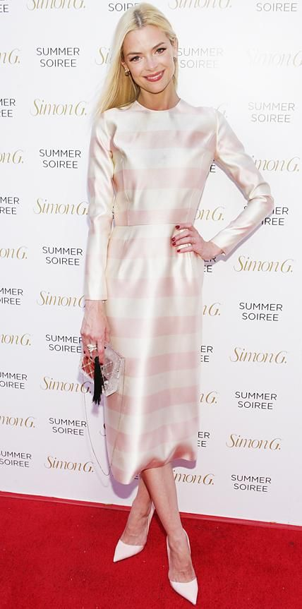 Looks of the Week - Jaime King from #InStyle