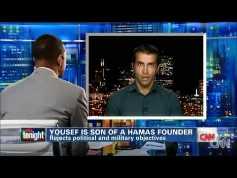 """Mosab Hassan Yousef (Son of Hamas Founder) tells the truth about Hamas.  JUL 28, 2014  Yousef told Lemon:  """"Hamas is not seeking coexistence and compromise. Hamas is seeking conquest and taking over. And by the way, the destruction of the State of Israel is not Hamas's final destination. Hamas final destination is building the Islamic caliphate, which means an Islamic state under rubble of every other civilization."""""""